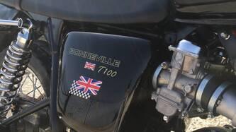 Triumph Bonneville T100 (2008 - 16) usata