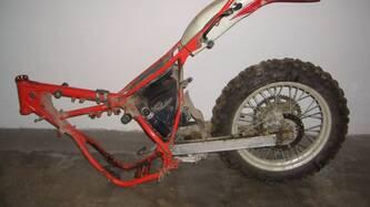 KTM GS 250 epoca