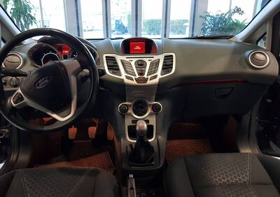 Ford Fiesta 1.4 TDCi 70CV 5 porte Titanium usata