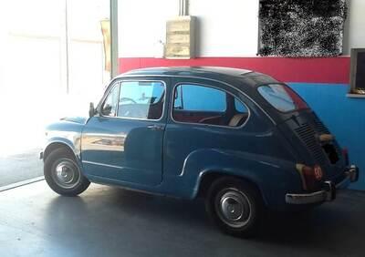 Fiat 600 D  epoca