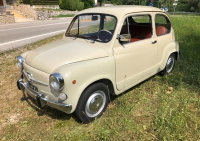 Fiat 600 fanalona  epoca