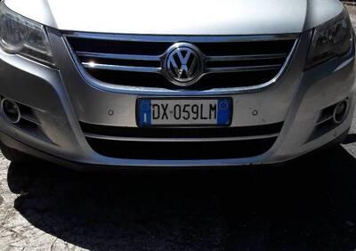 Volkswagen Tiguan 2.0 16V TDI DPF tiptronic Sport & Style (18°) usata
