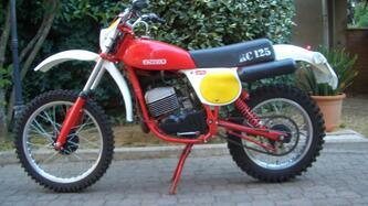 Aprilia RC 125 epoca