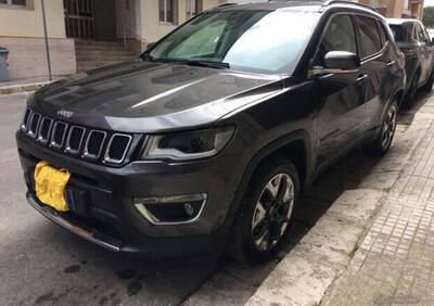 Jeep Compass 1.4 MultiAir 2WD Limited usata