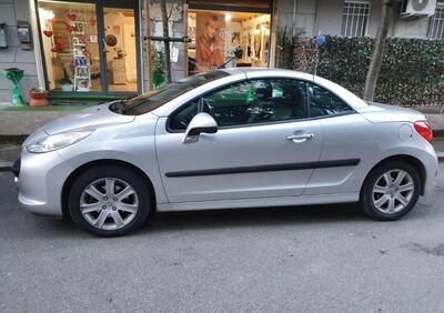 Peugeot 207 Cabrio VTi 120CV CC aut. Féline