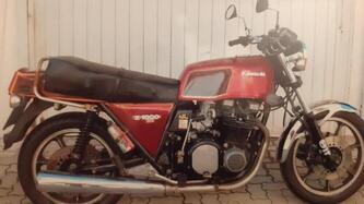 Kawasaki Z1000 epoca