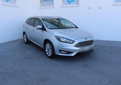 Ford Focus Station Wagon 1.5 TDCi 120 CV Start&Stop Powershift SW Titanium