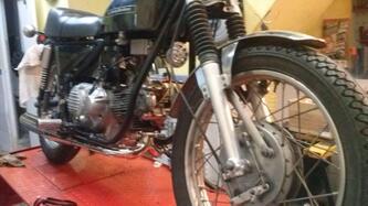 Aermacchi Harley-Davidson SS350 epoca
