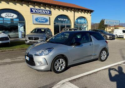 Ds DS 3 Coupé DS 3 1.4 HDi 70 So Chic