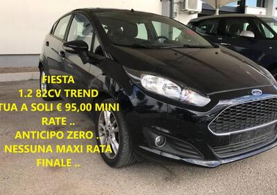 Ford Fiesta 1.2 82 CV 5 porte Business