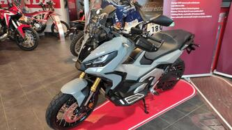 Honda X-ADV 750 (2021) nuova