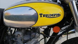 Triumph TR5 ADVENTURER  epoca