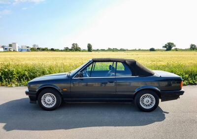BMW 318i Cabriolet Serie 3 (E30)  epoca
