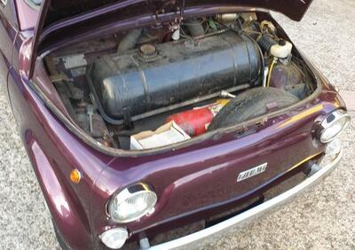 Fiat 500 R  epoca