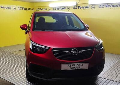 Opel Crossland X 1.2 12V Start&Stop Advance