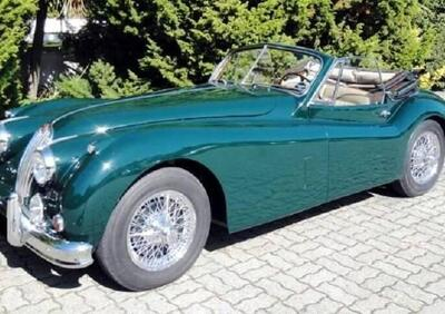 Jaguar XK 140  epoca