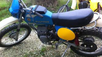 Bultaco Frontera 250 mk10 epoca