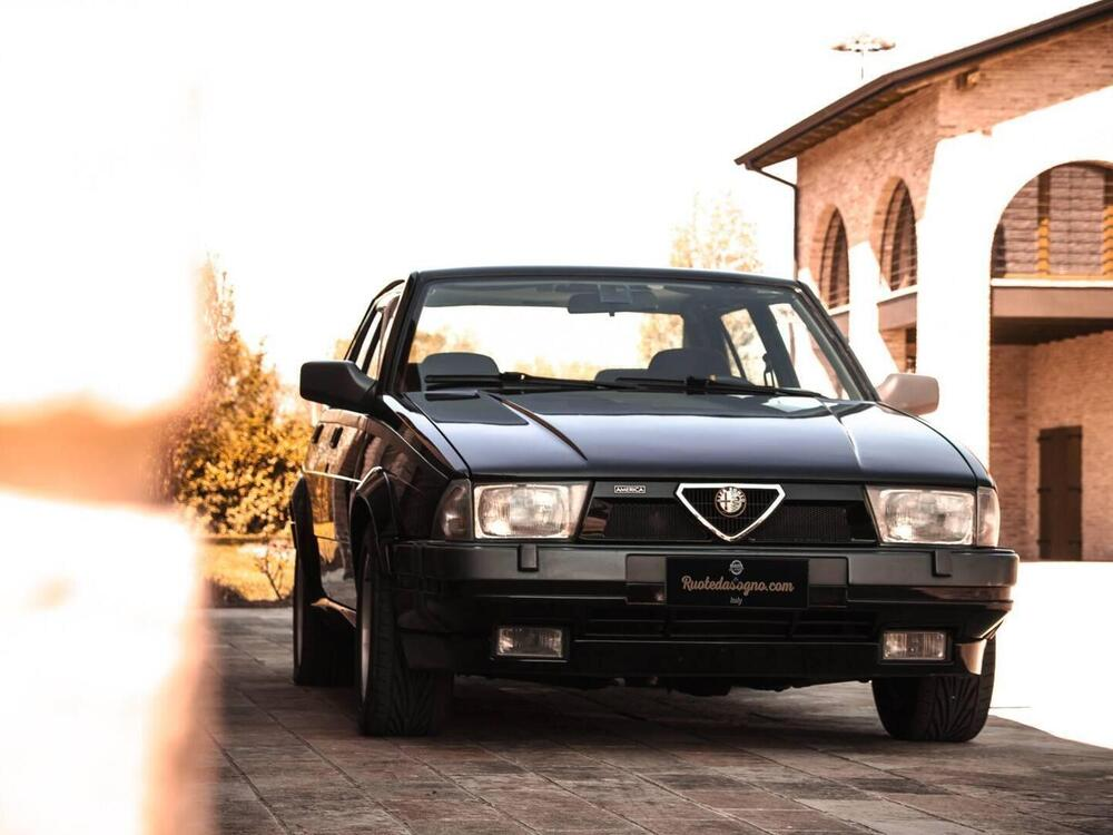 Alfa Romeo 75 TURBO AMERICA