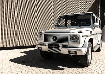 Mercedes-Benz Classe G 400 CDI cat usata