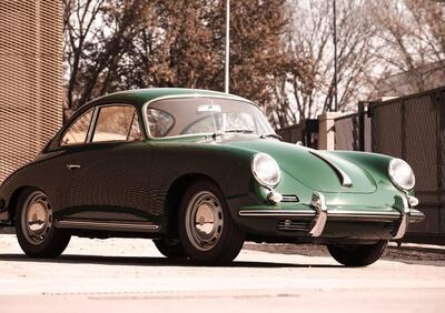 Porsche 356 1600 sc  epoca