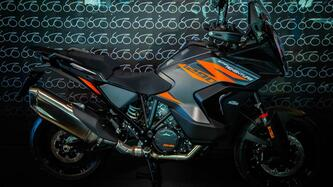 KTM 1290 Super Adventure S (2021) nuova