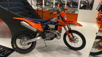KTM EXC 300 E TPI (2022) nuova