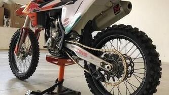 KTM SX 250 F (2020) usata