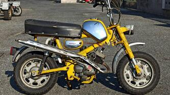 Benelli Minibike 4 marce epoca