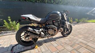 Ducati Monster 821 Dark ABS (2014 - 16) usata